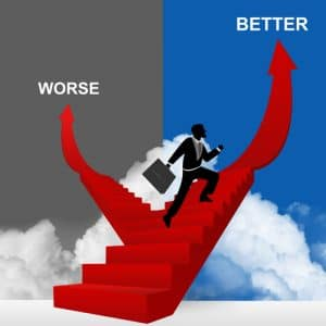Better and Worse