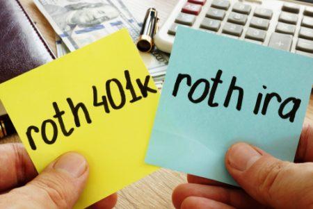 Single member roth 401k